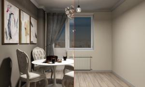 Цены квартир в ЖК Спутник у метро Строгино, варианты планировок и отделка
